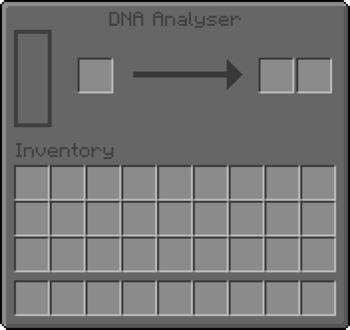 DNA Analyser GUI